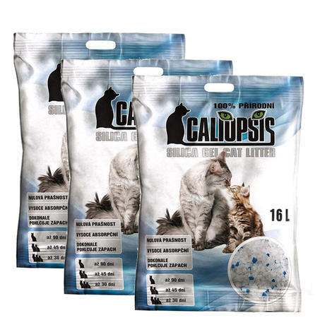 3x CALIOPSIS SILICA 16l  - 1