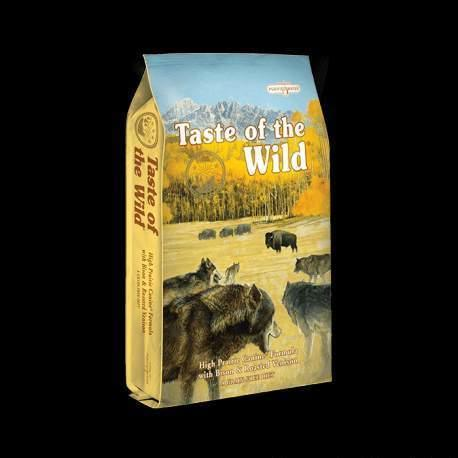 Granule Taste of the Wild High Prairie Canine  - 1