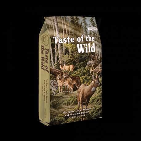 Granule Taste of the Wild Pine Forest 6kg 6kg