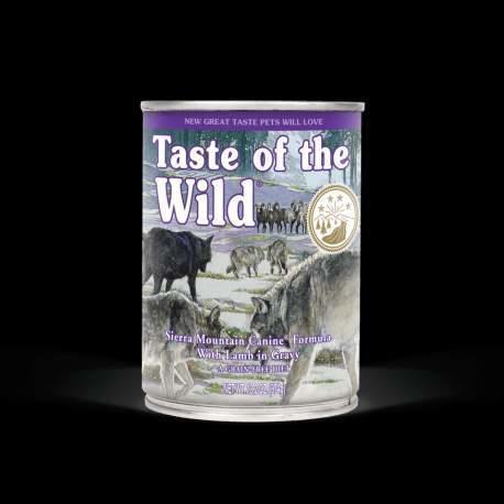 Taste of the Wild Sierra Mountain Can 375g