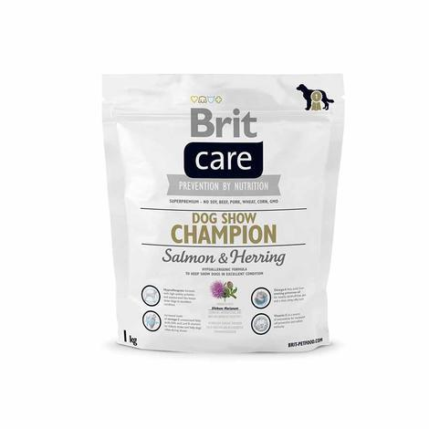 Granule BRIT Care Dog Show Champion Salmon & Herring - 2