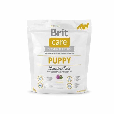 Granule BRIT Care Puppy Lamb & Rice - 2