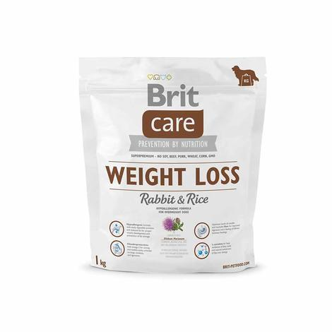 Granule BRIT Care Weight Loss Rabbit & Rice - 2