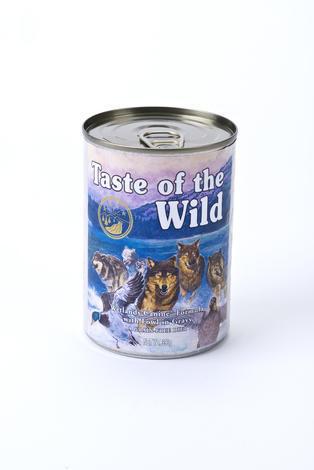 Taste of the Wild Wetlands Wild Can 375g - 2