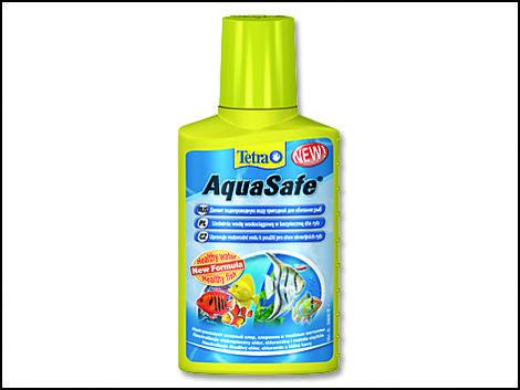 Filtr TETRA EasyCrystal Box 250 vnitřní + TETRA Aqua Safe 100ml  - 2