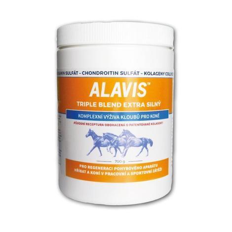 2x ALAVIS Triple blend Extra silný + licence tealearning ZDARMA  - 2