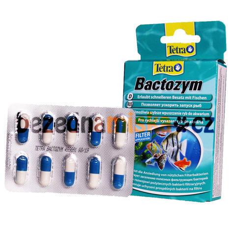TETRA Bactozym 10kapslí  - 2