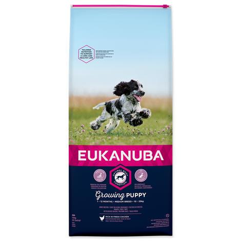 EUKANUBA Puppy & Junior Medium Breed - 2