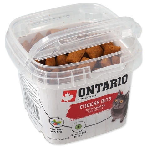 ONTARIO Snack Cheese Bits 70g - 2