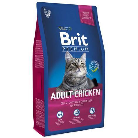 BRIT Premium Cat Adult Chicken - 2