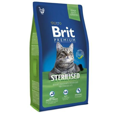 BRIT Premium Cat Sterilised - 2