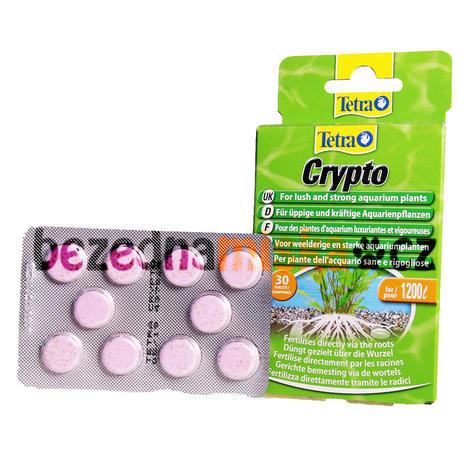TETRA Crypto-Dunger 10tablet  - 2