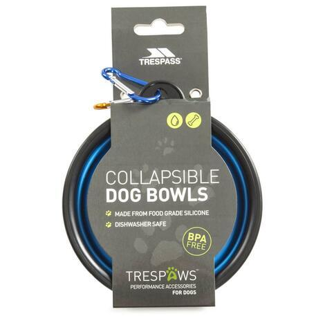 SIPPY -  COLLAPSIBLE DOG BOWL SET - 2