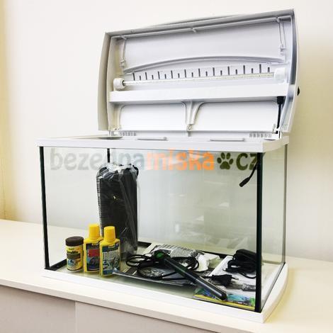 Akvárium set TETRA AquaArt LED bílý !! POUZE OSOBNÍ ODBĚR !! 60l  - 2