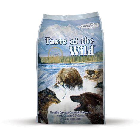 Taste of the Wild Pacific Stream Canine 13kg + konzerva ZDARMA  - 2