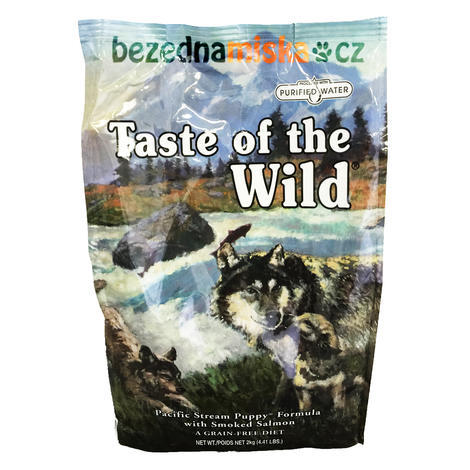 Granule Taste of the Wild Pacific Stream Puppy  - 2
