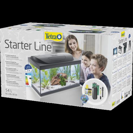 Akvárium set TETRA Starter Line LED !! POUZE OSOBNÍ ODBĚR !! 54l  - 2