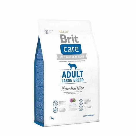 Granule BRIT Care Adult Large Breed Lamb & Rice - 3