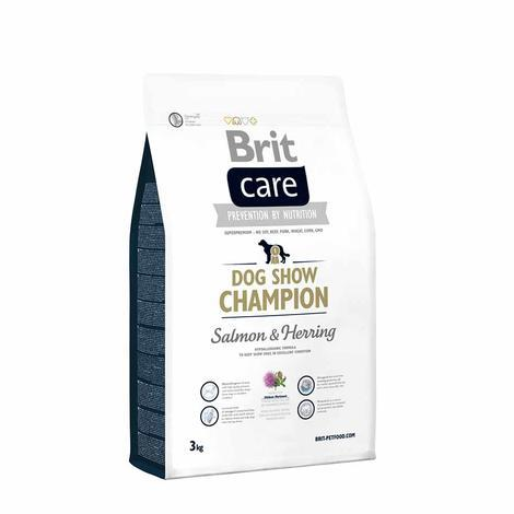 Granule BRIT Care Dog Show Champion Salmon & Herring - 3