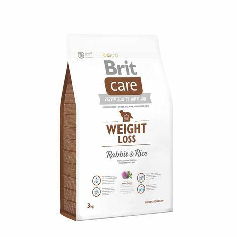 Granule BRIT Care Weight Loss Rabbit & Rice - 3