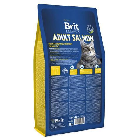 BRIT Premium Cat Adult Salmon - 3
