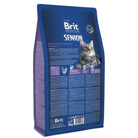 BRIT Premium Cat Senior - 3