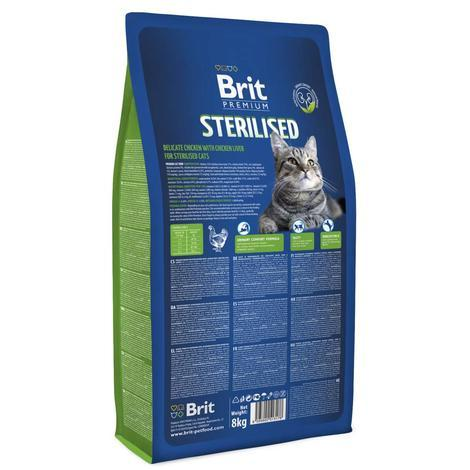 BRIT Premium Cat Sterilised - 3