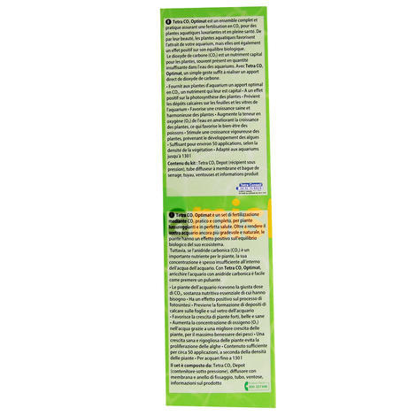 TETRA systém CO2 Optimat  pro bujnost a zdraví akvarijních rostlin 1ks - 3