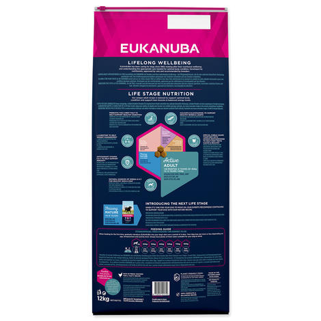 EUKANUBA Adult Large Breed  - 3