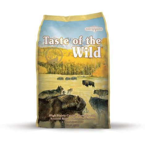 Taste of the Wild High Prairie Canine 12,2kg + konzerva ZDARMA - 3