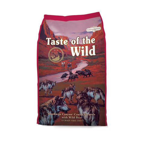 Taste of the Wild Southwest Canyon Canine 13kg + konzerva ZDARMA  - 3