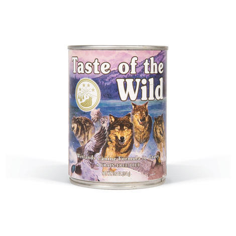 Taste of the Wild Wetlands Wild Fowl 13kg + konzerva ZDARMA  - 3