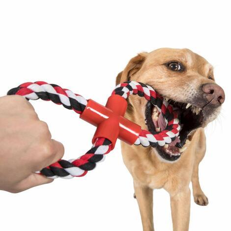 HOOPER - DOG TUG ROPE TOY - 3