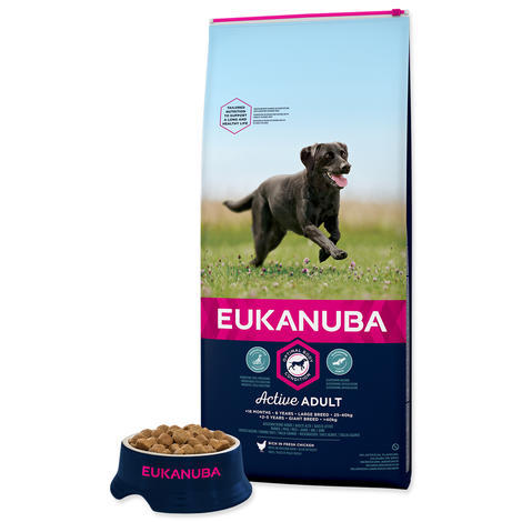 EUKANUBA Adult Large Breed - 4