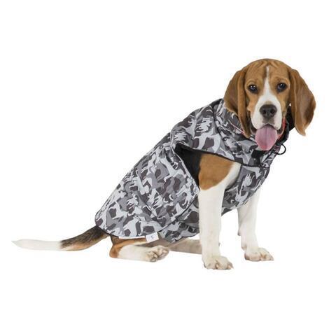 CHARLY - PRINTED DOG RAIN COAT - 4