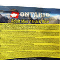 ONTARIO Adult Mini Fish & Rice - 4/5