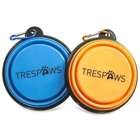 SIPPY -  COLLAPSIBLE DOG BOWL SET - 4