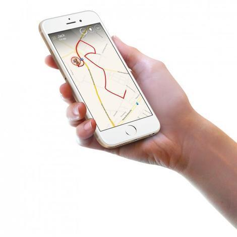Tractive GPS 2 Tracker pro domácí mazlíčky 1ks  - 4