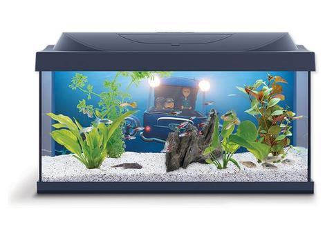 Akvárium set TETRA Mimoni LED !! POUZE OSOBNÍ ODBĚR !! 54l  - 5