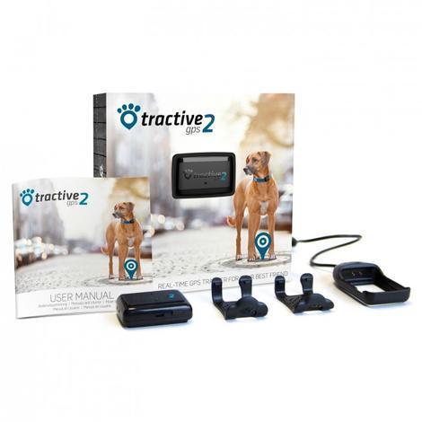 Tractive GPS 2 Tracker pro domácí mazlíčky 1ks  - 6