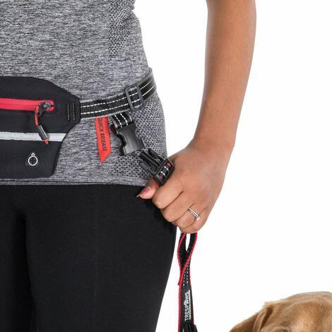 CHESTER - DOG RUNNING BELT AND LEASH - 7