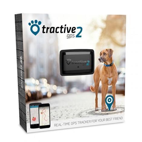Tractive GPS 2 Tracker pro domácí mazlíčky 1ks  - 7